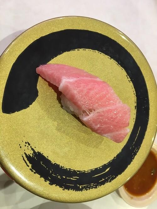 はま寿司の大トロ