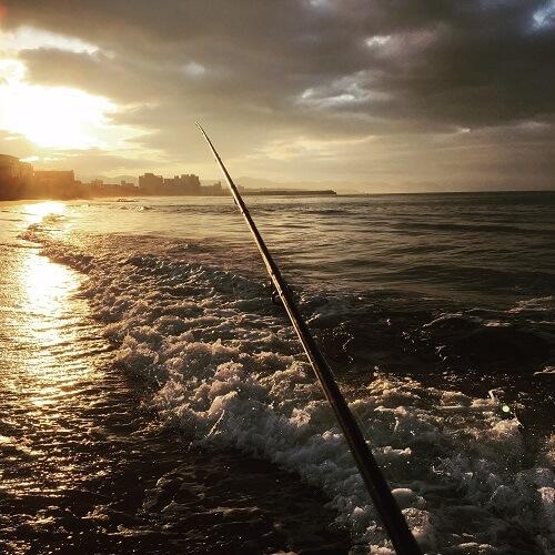 5月の道南の釣りは、サクラマスとヒラメを同時に狙う欲張り作戦で!