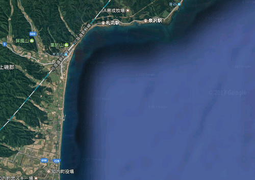 木古内サーフ