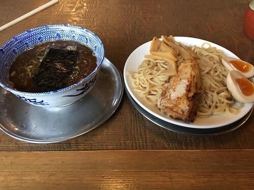 櫓屋のつけ麺