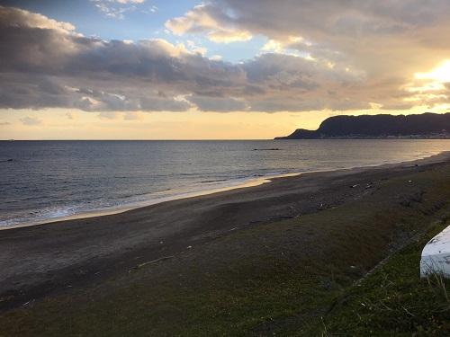 大森浜サーフ