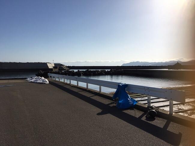 福島浦和漁港