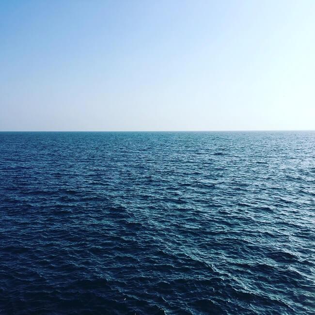 海のサクラマス狙い