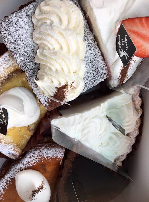 函館で美味しいケーキを食べるなら!「パティスリーラパン・ド・ネージュ」。タルトが美味しすぎる。