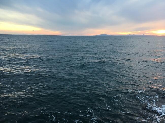 函館ヤリイカ釣り