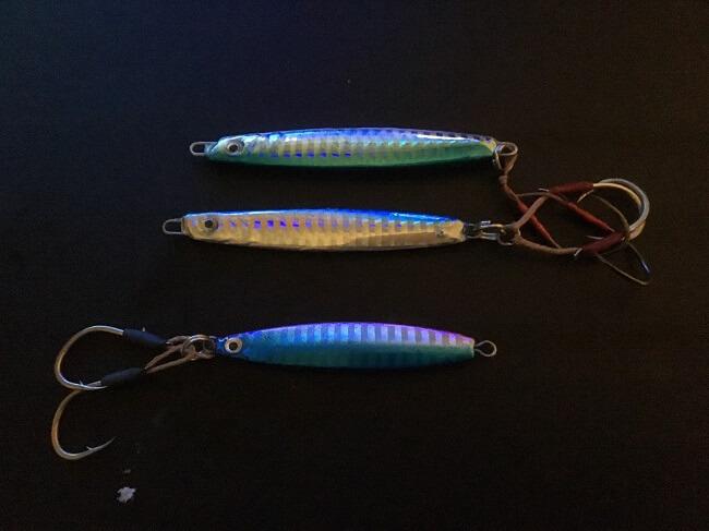 安く釣りを楽しむために、ダイソールアー(100均ジグ)だけを使った釣行日記。
