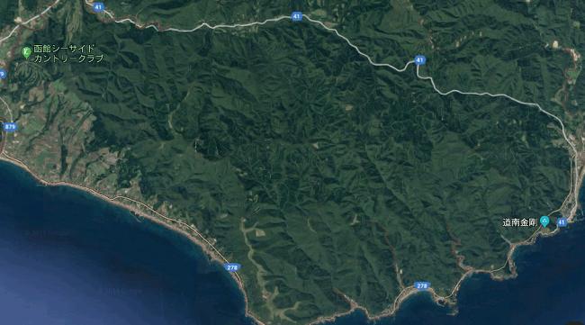 函館の下海岸