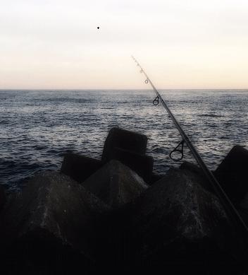 日本海の漁港