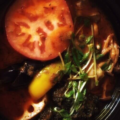 ベギラマのスープカレー