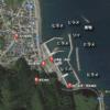 知内町の涌元漁港は道南ではヒラメの魚影トップの聖地です