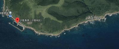 汐首周辺エリアの釣りポイント