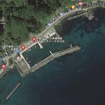 秘境!小谷石地区や漁港の釣りポイント。予期せぬ大型魚が釣れる場所です